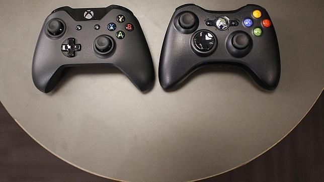 Así es el nuevo mando de la Xbox One
