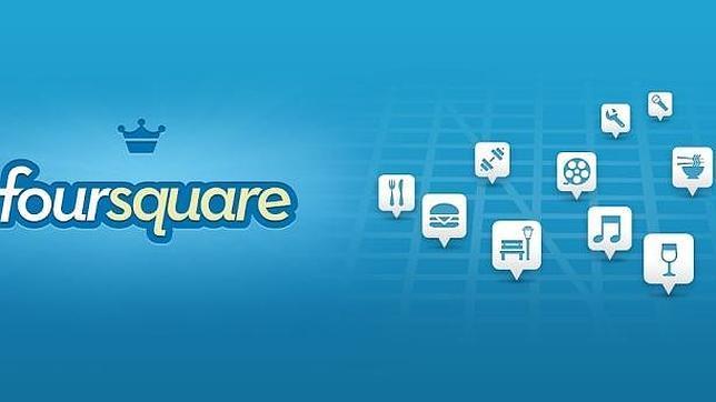 Foursquare se mete en el campo de la realidad aumentada en «smartphones»