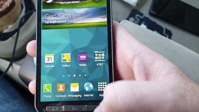 Samsung Galaxy S5 Active: ¿cada vez más cerca el móvil más robusto?