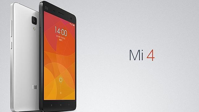 Xiaomi Mi4: potente, con un marco metálico pero sin marcar tendencia