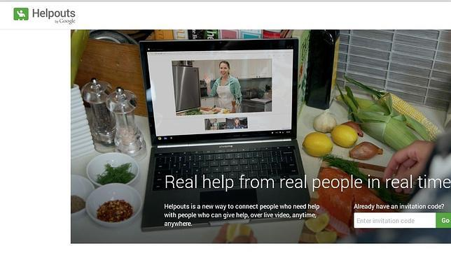Google Helpouts, la nueva asistencia a domicilio