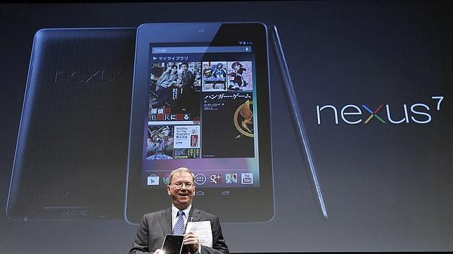 Google entra en la guerra de dispositivos con la presentación de Nexus 10 y Android 4.2