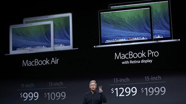 Así son los nuevos MacBook Pro con pantalla Retina de Apple