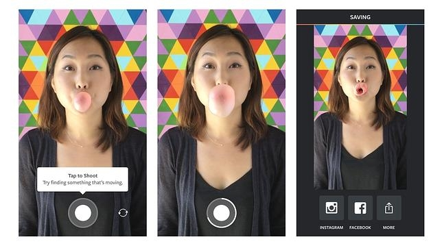 Boomerang llega a Instagram para consolidar el vídeo