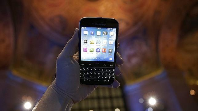 Blackberry trabaja con Boeing en el desarrollo de un móvil «ultraseguro»