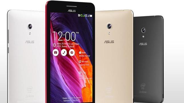 Asus ofrece un adelanto del Zenfone que presentará en el CES 2015