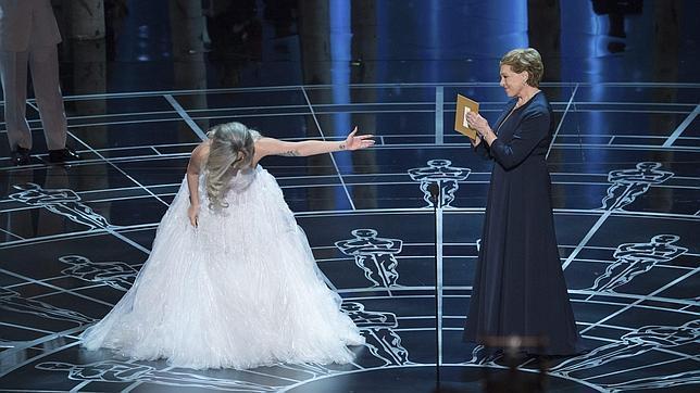 Los Oscar: fracaso en Twitter, éxito en Facebook