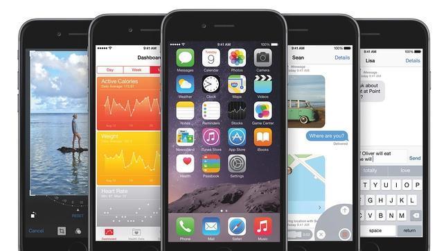iOS 8.3: llamadas por Siri y nuevos métodos de contraseñas