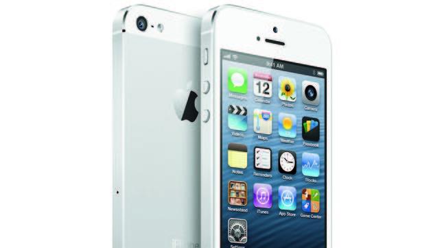 El nuevo iPhone se retrasa por problemas con el lector de huellas dactilares