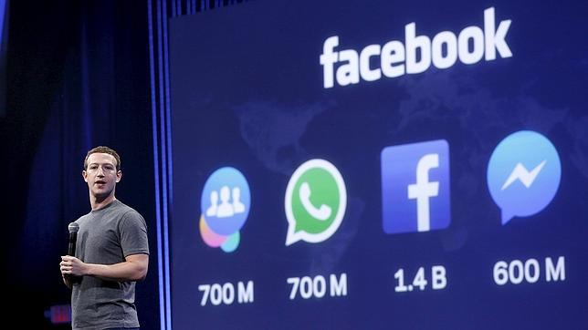 Facebook sigue en su conquista del «smartphone»