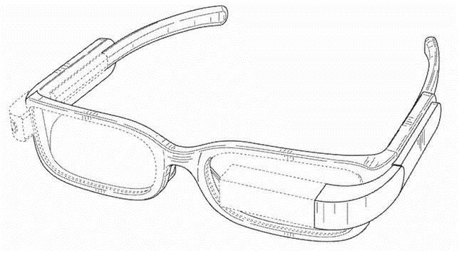 Google registra una patente de «wearable»: ¿las nuevas Google Glass?