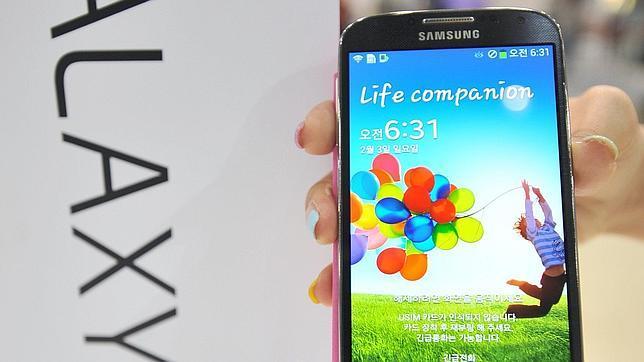 Samsung vende 10 millones de su nuevo Galaxy S4 en menos de un mes