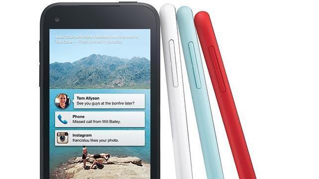 Facebook no comercializará el HTC First en Europa (por ahora)
