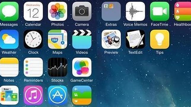 iOS 8: así podría ser el nuevo sistema operativo móvil de Apple