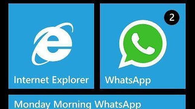 WhatsApp volverá pronto a Windows Phone