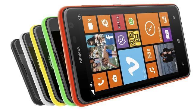 Nokia Lumia 625, el móvil 4G para presupuestos limitados