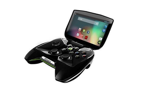 La consola portátil Nvidia Shield se lanzará el 31 de julio