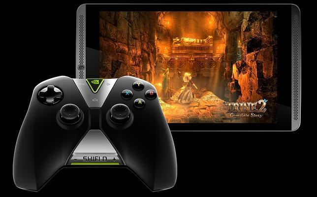 Nvidia Shield Tablet: una tableta pensada para jugar