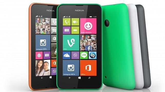 Lumia 530: ¿el sustituto del Nokia X?