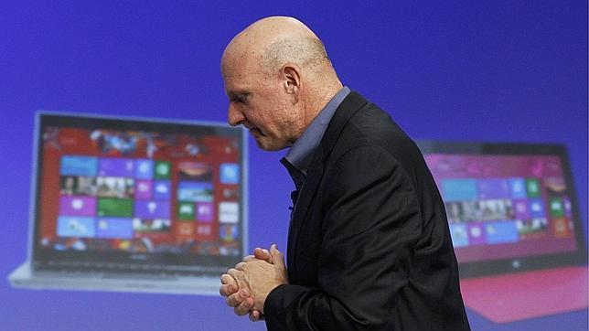 Steve Ballmer dejará Microsoft en un año