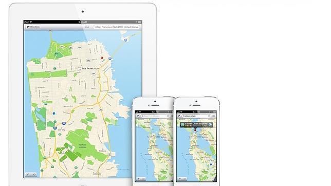 Apple compra la «startup» Embark para mejorar su servicio de Mapas