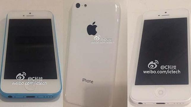El iPhone 5C, el «low cost» de Apple, visto al completo