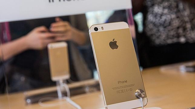 4.600 dólares por un iPhone 5S dorado