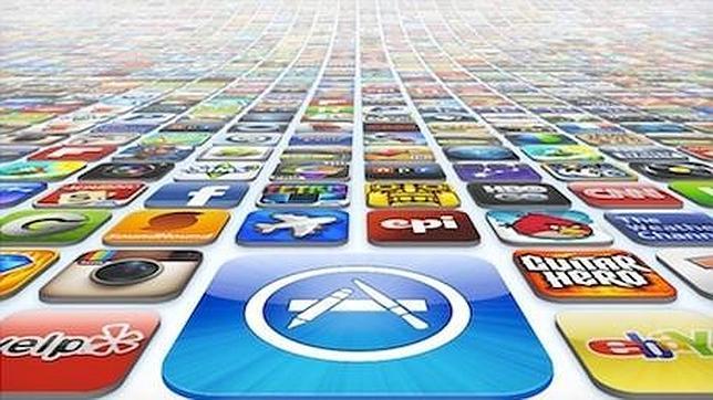 ¿Cuántas «apps» nos descargamos en España?