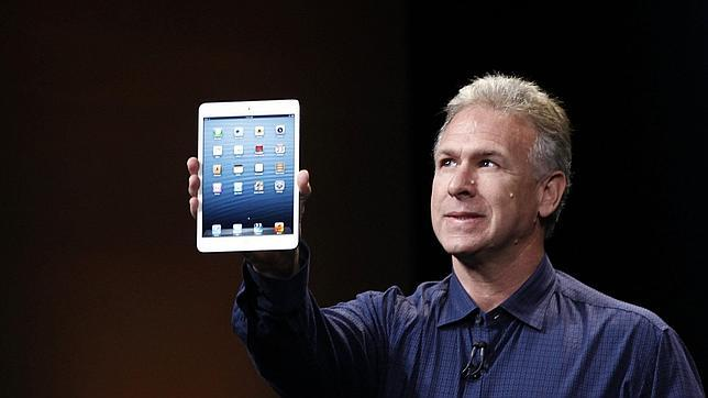 Apple presenta el iPad mini