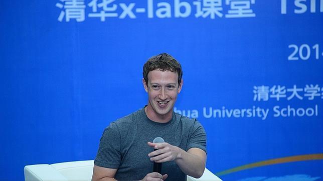 Zuckerberg asombra a los chinos usando el mandarín en una charla