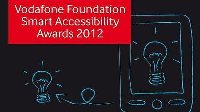 Fundación Vodafone selecciona las 12 aplicaciones finalistas de los Smart Accesibility Awards 2012