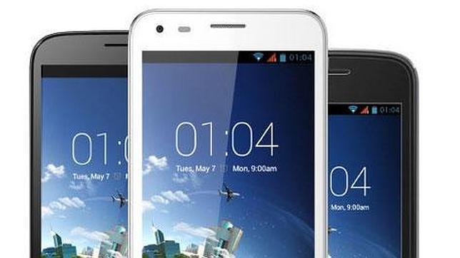 Kazam ofrece sus primeros Smartphone con Android a partir de 109 euros