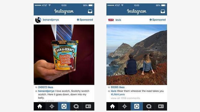 Los anuncios sí funcionan en Instagram