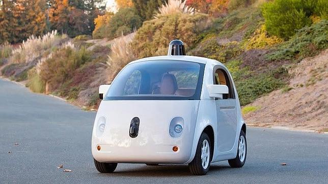Google presenta el primer prototipo real de su coche autónomo