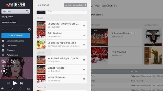Música en streaming, la mejor opción para escuchar villancicos en Navidad