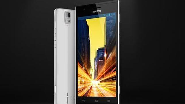 MWC: Huawei mira a Europa con su nuevo Ascend P2