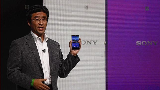 MWC 2014: Sony presenta el nuevo Xperia Z2 que graba en 4K