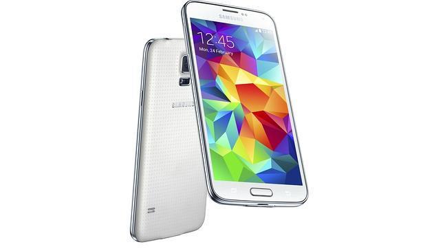 MWC 2014: Así es el nuevo «smartphone» Samsung Galaxy S5