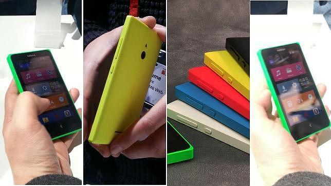 MWC 2014: Nokia entra en el mundo Android con los Nokia X