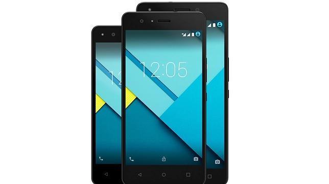 Bq presenta Aquaris M, su nueva familia de smartphones