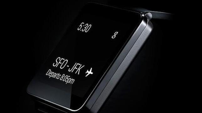 G Watch, el reloj inteligente de LG