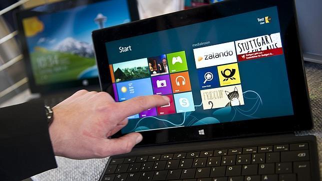 Microsoft Surface Pro llegará a España entre mayo y junio