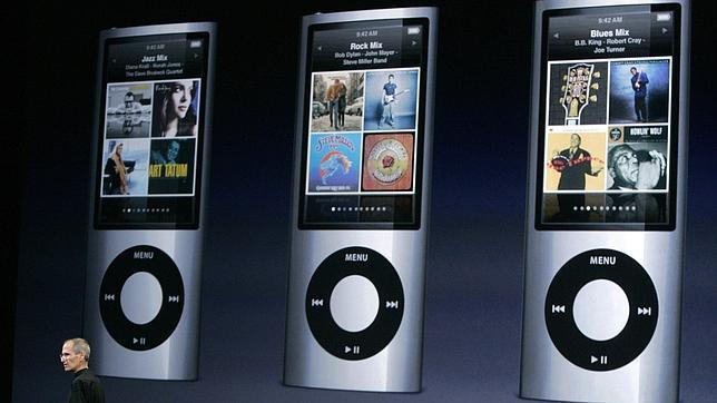 Apple deberá pagar una multa por vulnerar una patente de diseño con el iPod