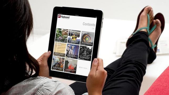 Facebook podría estar trabajando en su propio Flipboard para móviles