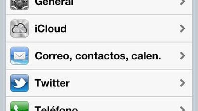 Cómo hacer que tus contactos de Twitter aparezcan en tu iPhone