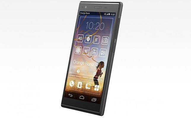 ZTE presenta Rono, un «smartphone» de altas prestaciones a bajo precio