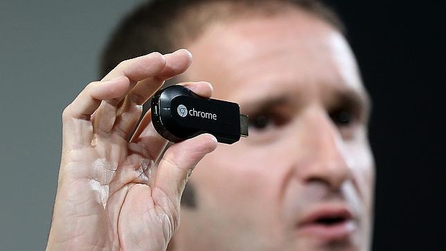 Google presenta Chromecast, una nueva forma de ver TV