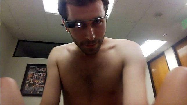 La primera película porno grabada con Google Glass, una mofa al disposivo