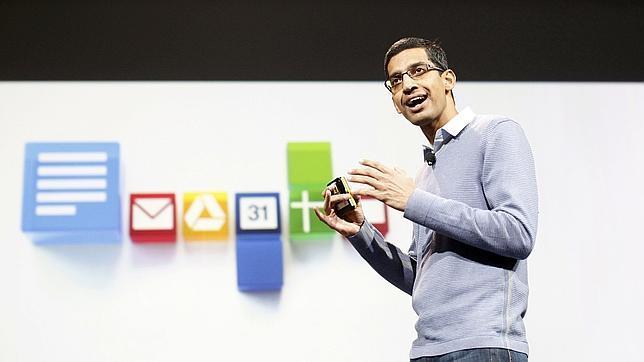En directo: Sigue la presentación de Google con Sundar Pichai