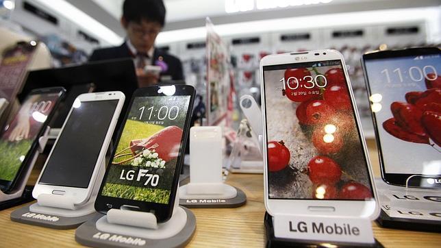 LG vuelve a los beneficios gracias al éxito de sus «smartphones»